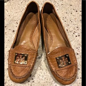 Tory Burch Flats Loafer Shoes
